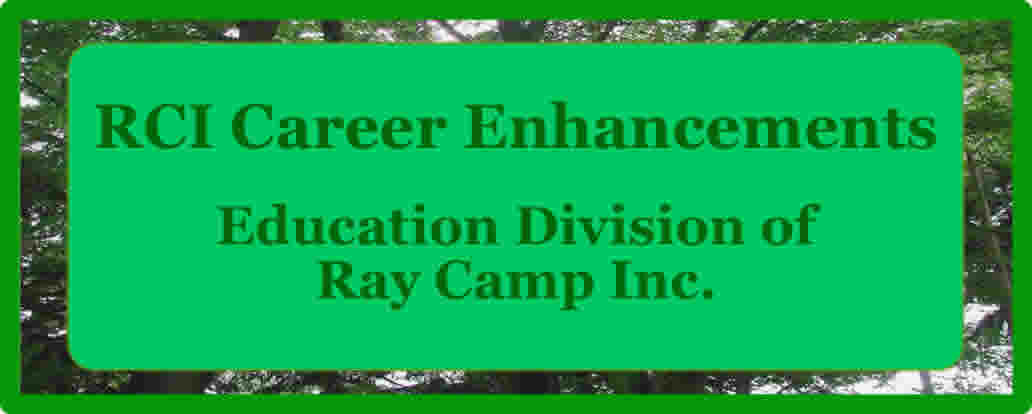RCI Career Enhancements